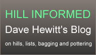 Read Dave Hewitt's Hill Informed Blog