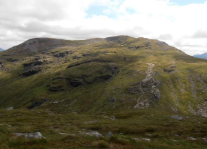 A view to Beinn Dorain...