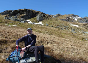 En route to Beinn Tulaichean and an April Munro completion (Pictures: Mike Adam)